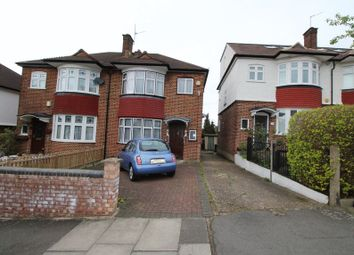 Thumbnail 3 bed property for sale in Norwood Park Road, London