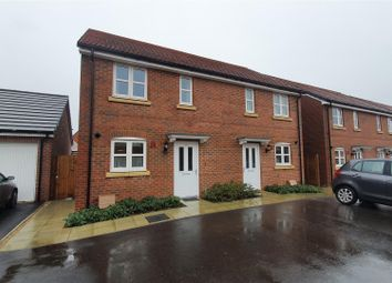 Thumbnail 2 bed semi-detached house for sale in Paisey Grove, Salisbury