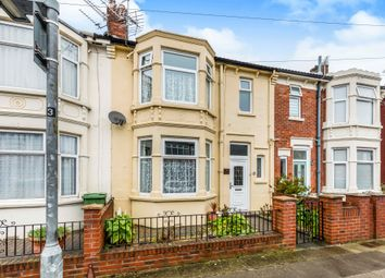 Thumbnail 4 bed terraced house for sale in Magdalen Road, Portsmouth