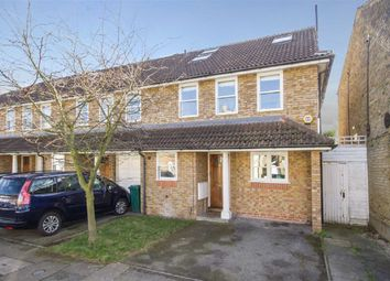 Thumbnail 4 bed terraced house to rent in Luther Road, Teddington