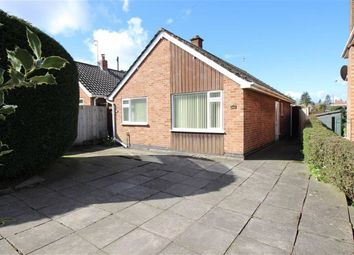 Thumbnail 2 bed detached bungalow for sale in Stenson Road, Littleover, Derby