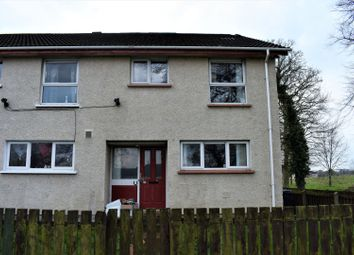 Thumbnail 4 bedroom end terrace house for sale in Drumellan Mews, Craigavon