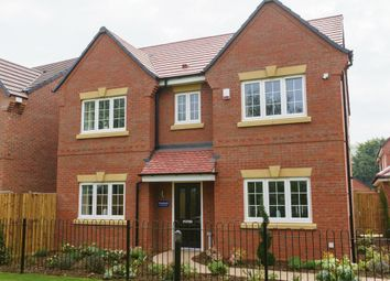 "Thumbnail 4 bed detached house for sale in ""Whittington"" at Halam Road, Southwell"