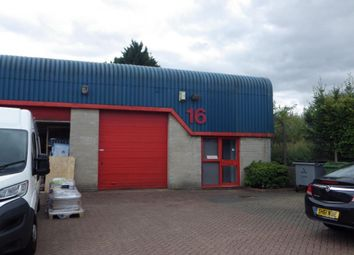 Thumbnail Industrial to let in Winchester Road, Basingstoke