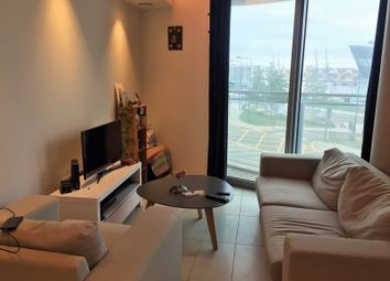 Thumbnail 1 bed flat for sale in 3 Tidal Basin Road, London