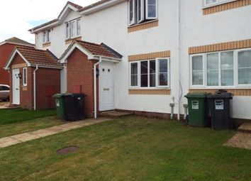 Thumbnail 2 bedroom terraced house to rent in Jewel Close, Briston, Melton Constable