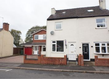 Thumbnail 2 bed semi-detached house for sale in Bank Street, Heath Hayes, Cannock