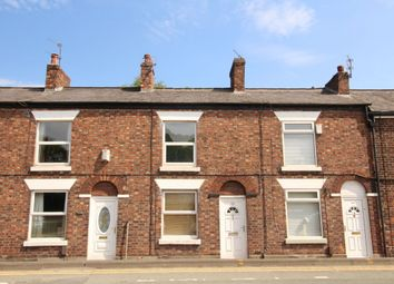 Thumbnail 2 bed terraced house to rent in Wilmslow Road, Handforth, Wilmslow