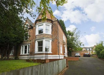 Thumbnail 2 bed flat for sale in Lenton Road, Nottingham