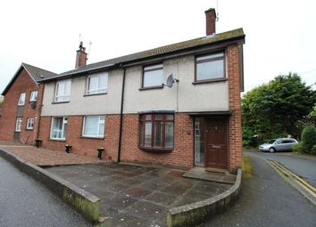 Thumbnail 3 bedroom semi-detached house to rent in Rampart Street, Dromore