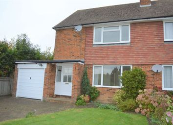 Thumbnail 3 bed semi-detached house to rent in Stone Cross Road, Wadhurst