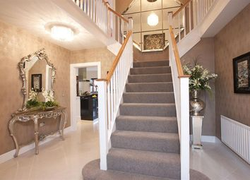 Thumbnail 5 bed detached house for sale in Wildings Croft, Fountain Lane, Davenham