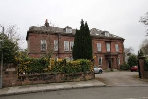 Thumbnail 2 bed flat to rent in Archbishops House, Woolton