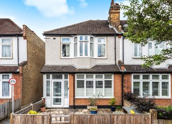 Thumbnail 3 bedroom end terrace house for sale in Albany Road, New Malden