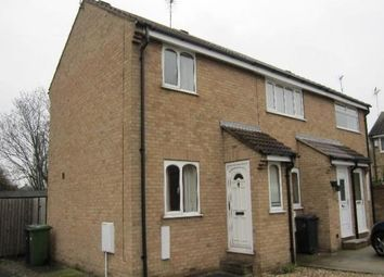 Thumbnail 1 bedroom semi-detached house to rent in Montrose Ave, York