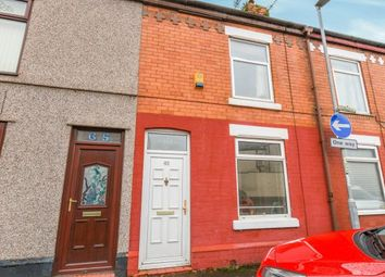 Thumbnail 2 bedroom terraced house for sale in Cumberland Street, Latchford, Warrington, Cheshire