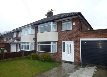 Thumbnail 3 bed property to rent in Virginia Avenue, Lydiate, Liverpool