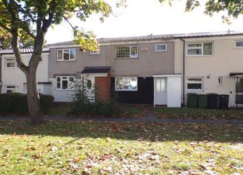 3 bed terraced house for sale in Pedmore Close, Woodrow, Redditch, Worcestershire B98