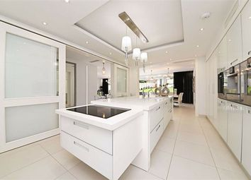 Thumbnail 4 bed detached house to rent in Tenterden Gardens, Hendon, London