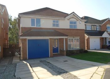 Thumbnail 4 bed detached house to rent in Bidder Drive, East Ardsley, Wakefield