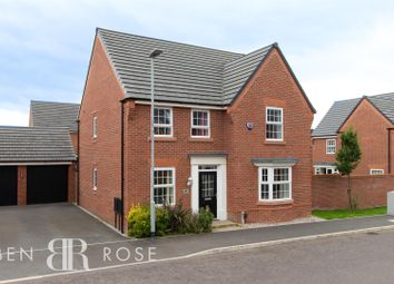 4 bed detached house for sale in Dallington Avenue, Clayton-Le-Woods, Chorley PR25