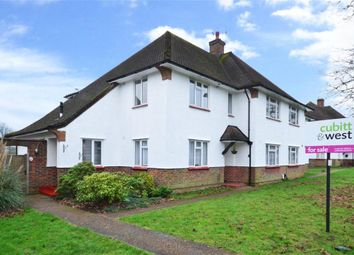Thumbnail 2 bed maisonette for sale in Yewlands Close, Banstead, Surrey