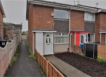 Thumbnail 2 bed mews house to rent in Baker Street, Wigan