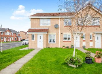 Thumbnail 3 bedroom end terrace house for sale in Newhouse Road, Glasgow