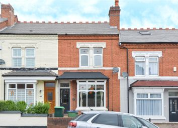 Thumbnail 2 bed terraced house for sale in Abbey Road, Bearwood, West Midlands