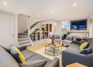 Thumbnail 3 bed detached house to rent in Walham Green Court, Moore Park Road, London