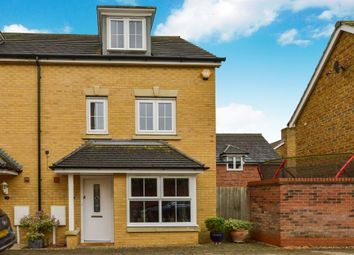 4 bed semi-detached house for sale in Gomez Close, Oxley Park, Milton Keynes MK4