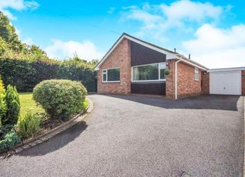 Thumbnail 3 bed bungalow for sale in Mallory Road, Bishops Tachbrook, Leamington Spa, England