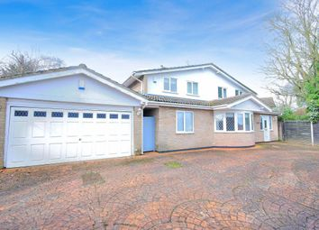 Thumbnail 4 bed detached house to rent in Birchanger Lane, Birchanger, Bishops Stortford