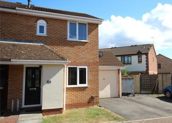 Thumbnail 2 bed semi-detached house for sale in Meadow Way, Bradley Stoke, Bristol