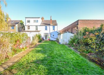 Thumbnail 3 bed semi-detached house for sale in Foster Road, Bedford
