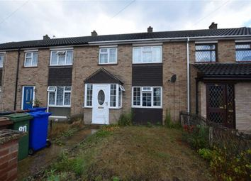 Thumbnail 3 bed terraced house to rent in Courtney Road, Chadwell St Mary, Essex