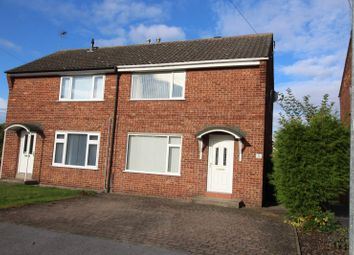 Thumbnail 2 bed semi-detached house for sale in Wray Close, Beverley, East Yorkshire