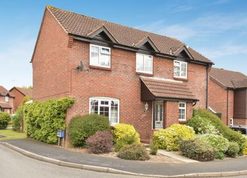 Thumbnail 4 bed detached house for sale in Waverley Drive, South Wonston, Winchester