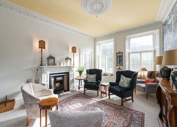 Thumbnail 2 bed flat for sale in Hillside Crescent, Hillside, Edinburgh