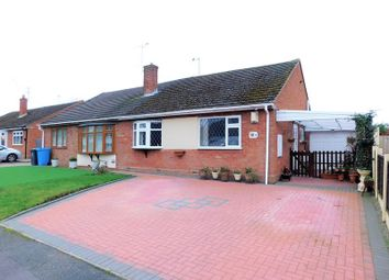 Thumbnail 2 bedroom bungalow for sale in Haling Close, Penkridge, Stafford