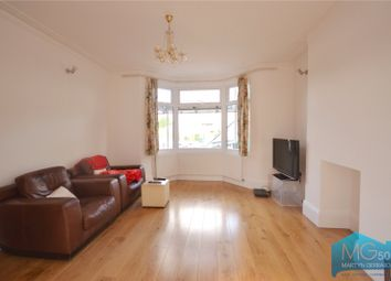 Thumbnail 3 bed semi-detached house for sale in Halliwick Road, Muswell Hill, London