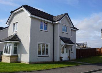 Thumbnail 3 bed detached house for sale in Herbison Crescent, Shotts