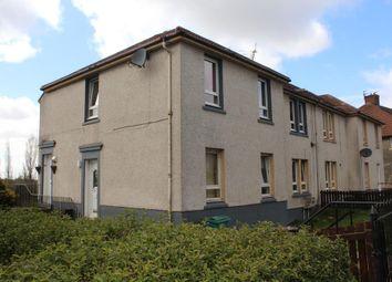 Thumbnail 3 bed flat for sale in West George Street, Coatbridge