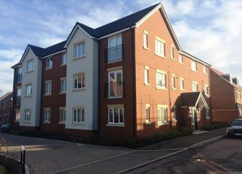 Thumbnail 2 bed flat for sale in Madeira Meadows, Newton Leys, Bletchley, Milton Keynes