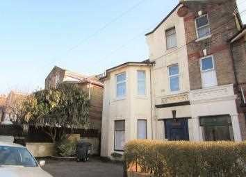 Thumbnail 1 bed flat to rent in Carlton Road, Bournemouth