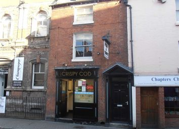 Thumbnail Retail premises for sale in Union Street, Hereford
