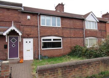 Thumbnail 3 bed terraced house for sale in Deacon Crescent, Rossington
