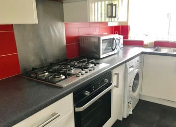 Thumbnail 2 bed flat to rent in Kerscott Road, Wythenshawe, Manchester