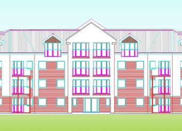 Thumbnail 3 bed flat for sale in Block G Britannia Gate, Kempston Road, Bedford