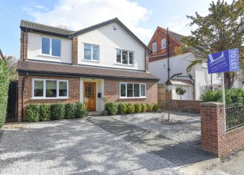 Thumbnail 4 bed detached house to rent in Charlton Avenue, Walton On Thames, Surrey